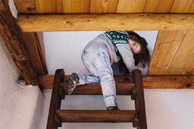Загадки про лестницу для квеста