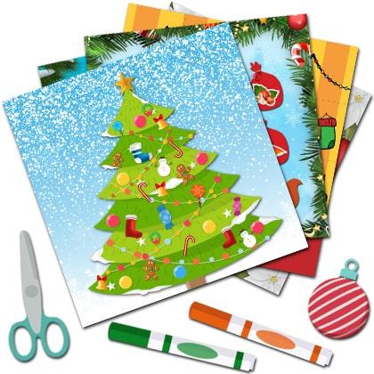 Сценарий на новый год для детей дома